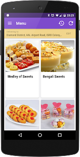 Kanti Sweets- screenshot thumbnail