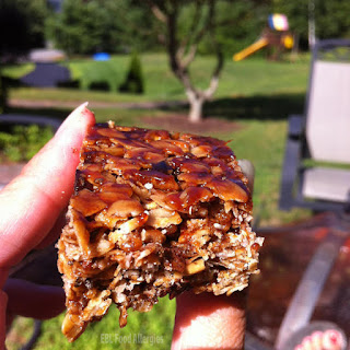 Super Awesome Granola Bars