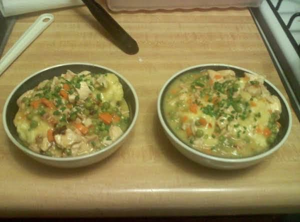 Homemade Chicken And Dumplings Recipe