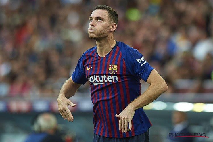 Le Barça communique une bonne nouvelle concernant Thomas Vermaelen