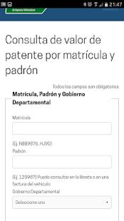 Patente, Multas y Más Uy - náhled