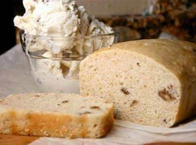 Ice Cream Bread Recipe