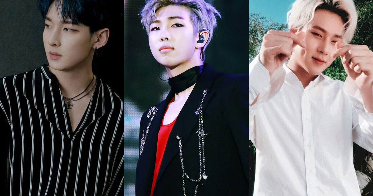 These K Pop Idols Have High Rap Skills Koreaboo
