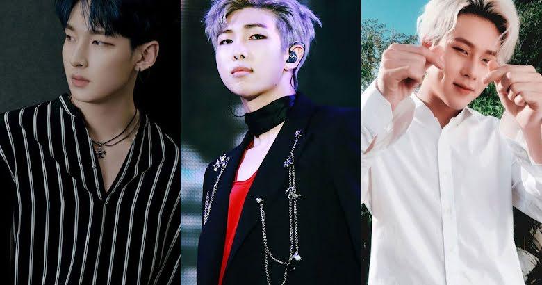 These K Pop Idols Have High Rap Skills Koreaboo
