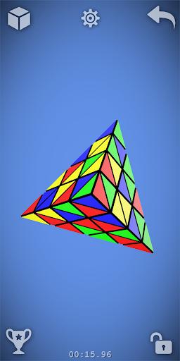 Magic Cube Puzzle 3D 1.16.4 screenshots 5
