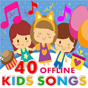 Kids Songs - Best Nursery Rhymes Free App