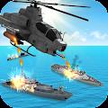 Gunship Helicopter Battle Field