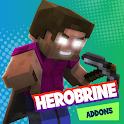 Herobrine Addon for Minecraft icon