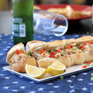 Hearts of Palm Lobster Rolls.