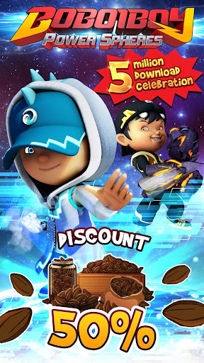 Power Spheres by BoBoiBoy  screenshots 8