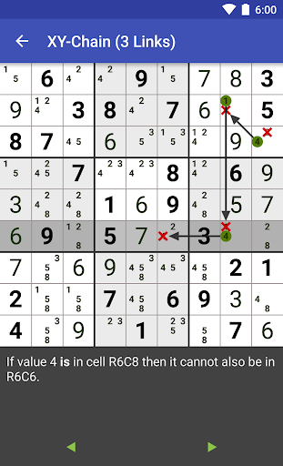 Andoku Sudoku 3 - screenshot