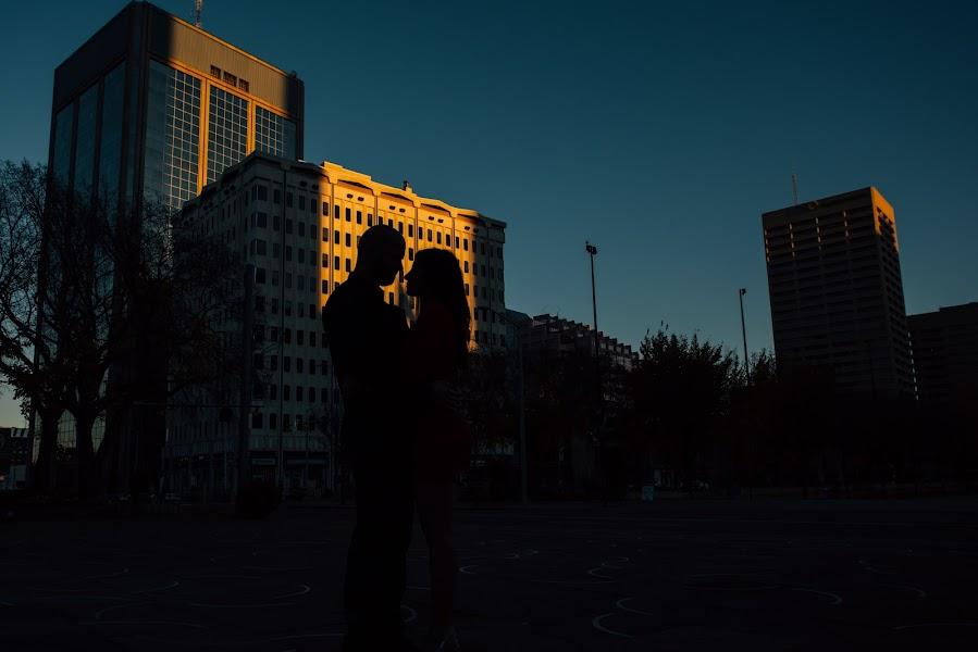 Pulmafotograaf Marcin Karpowicz (bdfkphotography). Foto tehtud 14.10.2016
