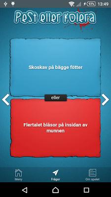 Pest eller kolera? - screenshot