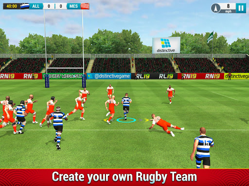 Rugby Nations 19 1.3.2.152 screenshots 9