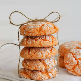 Crinkle Cookies With Cake Mix Recipes.