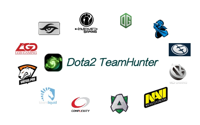 Dota2 TeamHunter