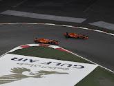 Sale journée pour les Ferrari