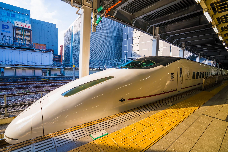800 Series Shinkansen