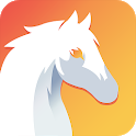 Horse Gallop 2D - Fun Jump Game icon