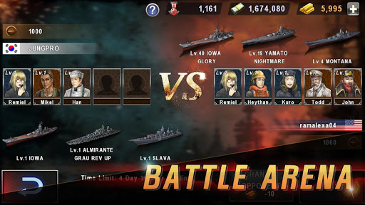WARSHIP BATTLE:3D World War II apkdebit screenshots 7