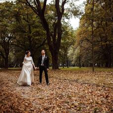 Wedding photographer Dima Lemeshevskiy (mityalem). Photo of 19.10.2017