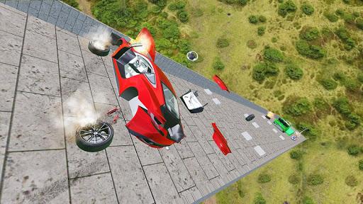 Beamng Drive Death Stair Car Crashes  screenshots EasyGameCheats.pro 2