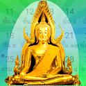 Thailand Buddhist Calendar icon