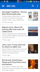 World News- screenshot thumbnail