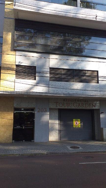 ST0017-ROM, Studio de 1 quarto, 47 m² para alugar no Centro - Curitiba/PR