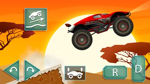 Monster trucks for Kids 1.1.5 screenshots 1