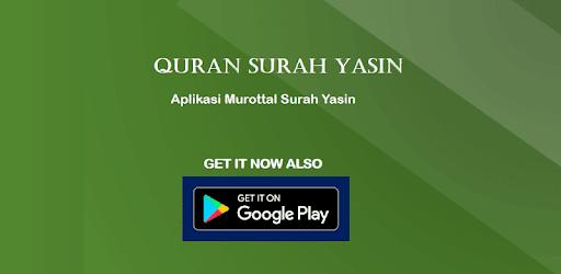 quran surah yasin on Windows PC Download Free - 1 0 - admobileapps