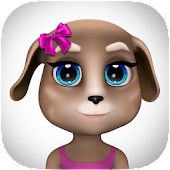 My Talking Dog Niki - Virtual Pet Android APK Download Free By PhotoFramesApps