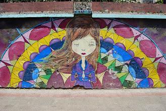 Photo: Street art in Bella Vista