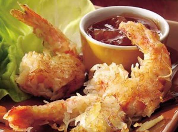 Shrimp Canton With Dipping Sauce..