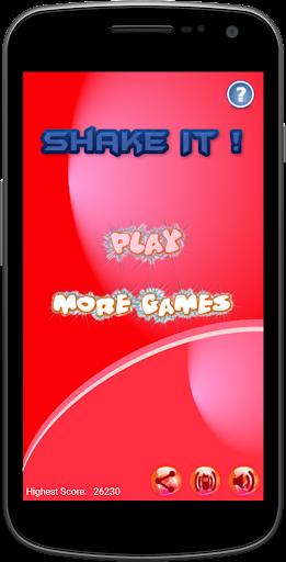 Fun Games Phone Shake it