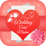 Wedding Card Maker : Invitation Card Maker Icon