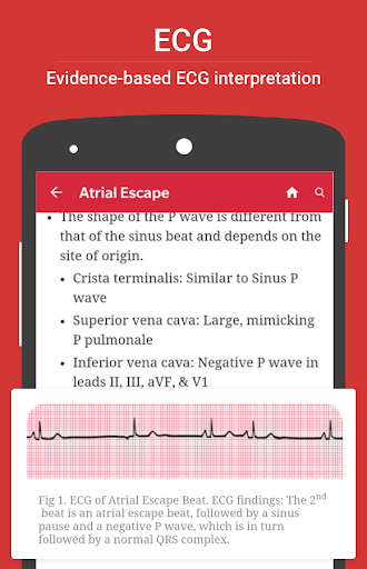 DailyRounds - Cases, Drug Guide, ECG for Doctors 6.14.0d screenshots 5