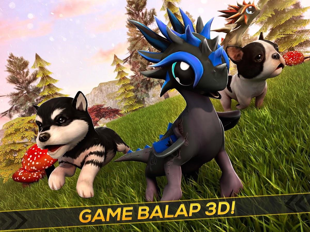 Bayi Naga Dan Anak Anjing Apl Android Di Google Play