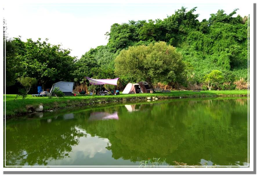 2018年夏令露營(五)---后里 . 親泉農莊 @享受池畔風光美景 @ 一切 • 均安 :: 痞客邦