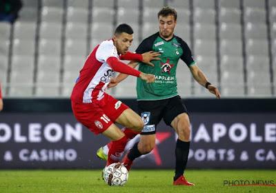 """Derde keer goede keer voor youngster Charles Vanhoutte van Cercle Brugge: """"Een droom dat ik mijn debuut mocht maken"""""""