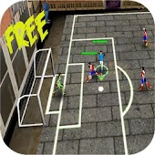 Easy Football Match Amateur