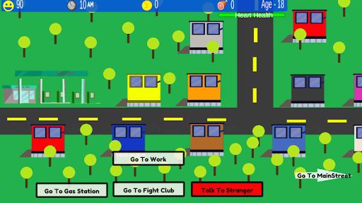 Life Simulator 2019  captures d'écran 2