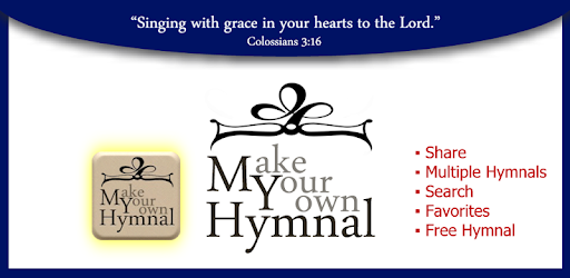 Make Your Own Hymnal - Apps on Google Play