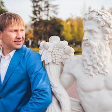 Wedding photographer Vasiliy Blinov (Blinov). Photo of 13.10.2016