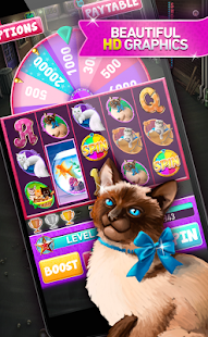 Kitty Fortune Wheel Slots - náhled