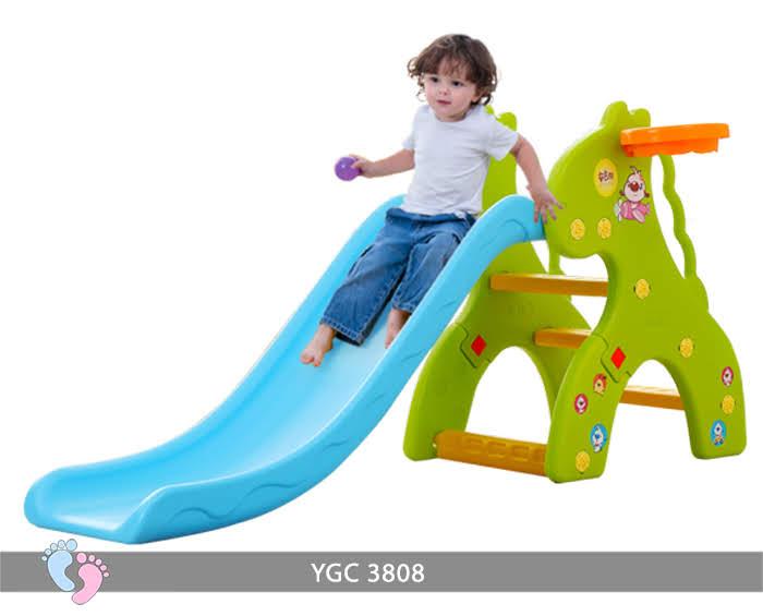 Cầu tuột bóng rổ cho bé YGC-3808 5