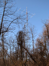 Photo: 120' self supporting 10m tower