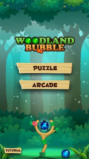 Woodland Bug Shooting Bubble