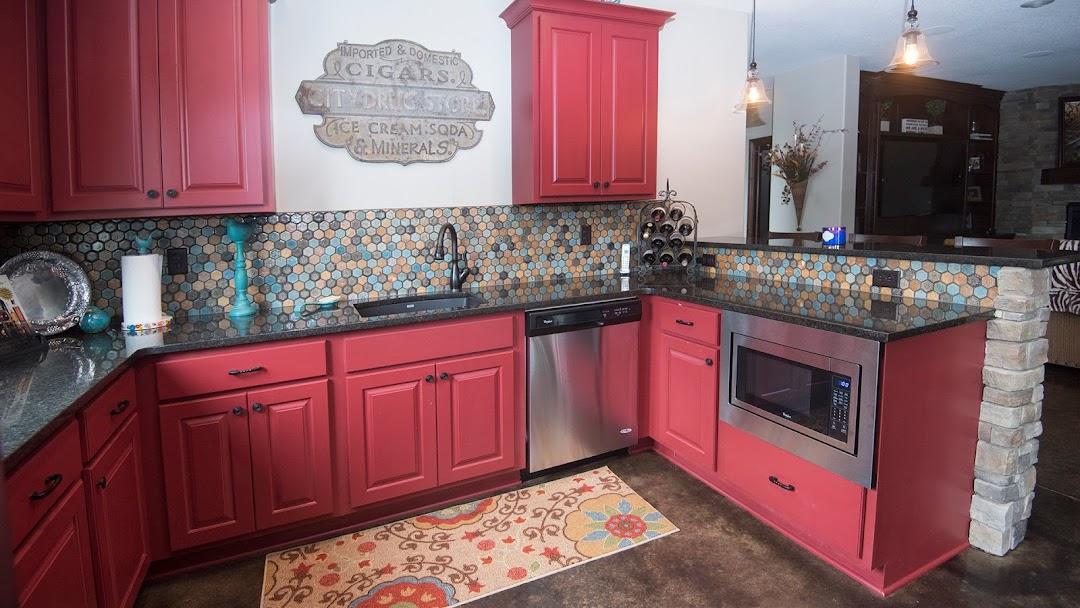 Finished Kitchens - Everything kitchen & bathroom ...