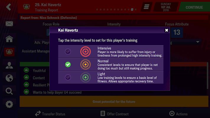 Football Manager 2019 Mobile Screenshot Image